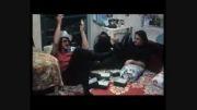 رقص محمدرضا گلزار با امین حیایی در «فیلم کما»