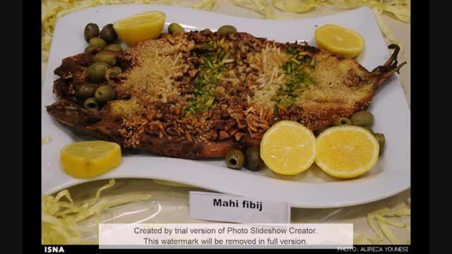 جشنواره غذاهای سنتی در رشت