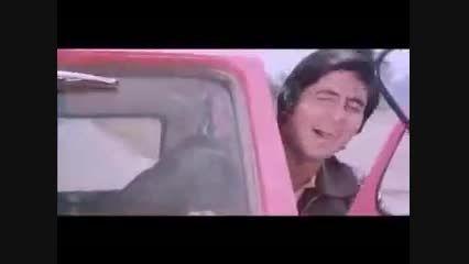 اهنگ هندی قدیمی امتاب باچان و درمندرا در فیلم رامبلرام