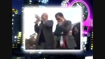 تبلیغات انتخاباتی بسیار جذاب! محمد حسینی