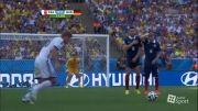 آلمان 1 - 0 فرانسه گل ها