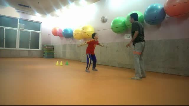 رونالدو ایرانی 11 ساله!!! امیرحسین جعفری نابغه تکنیک