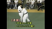 اموزش جالب کیوکوشین توسط کنجی میدوری و شوکی ماتسویی در مقابل دیدگان سوسای اویاما