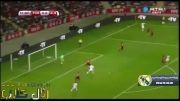 پرتغال 0 - آلبانی 1 (گل بازی)