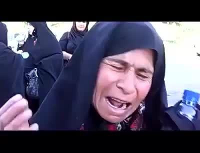 ضجه های یک مادر(وقتی مادر برای فرزندش از الله ..)