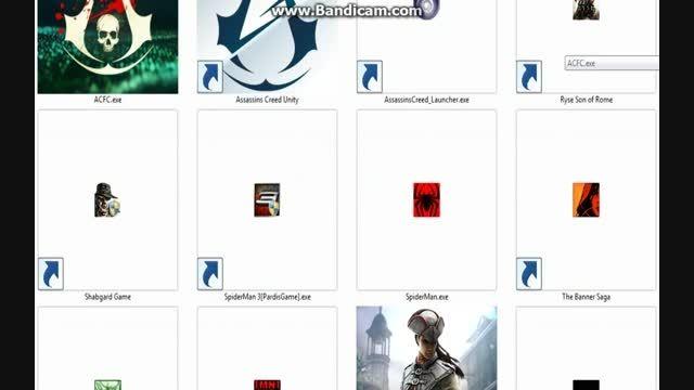 بازی هایی که برای pc دارم