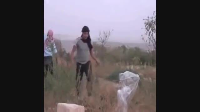 استفاده داعش از کاندوم برای ساخت بمب Saraneh.com