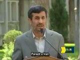 اظهارات احمدی نژاد در دفاع از مشایی