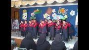 اجرای مهد زکریا-روز دوم-شکوه نیایش -1389 -موسسه فرهنگی آموزشی مفتاح قائم (عج)