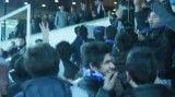 فریاد خلیج فارس ایران توسط تماشاگران استقلال مقابل سفیر سعودی - مرجع خبری استقلال