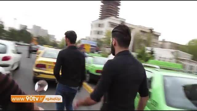 اشک های بازیکنان پرسپولیس برای هادی نوروزی
