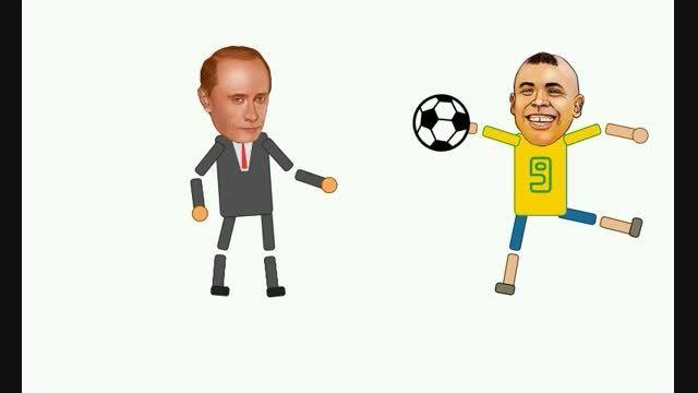 پوتین ... پیشکسوت فوتبال