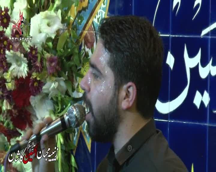 حاج محمد وفانیا-من گدای روضه های