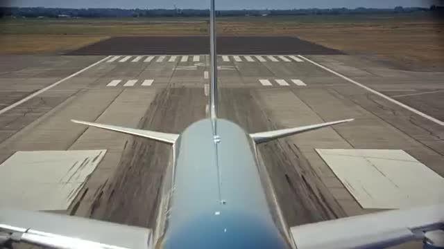 بوئینگ 787 آماده برای نمایش هوایی 2015 ✈