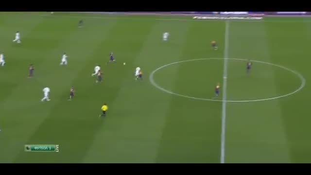 هایلایت بازی کریس رونالدو  مقابل بارسلونا (22/03/2015)