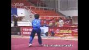 ووشو ، فرم طناب پیکاندار یا طناب مرگ ،مسابقات سنتی 2011 چین