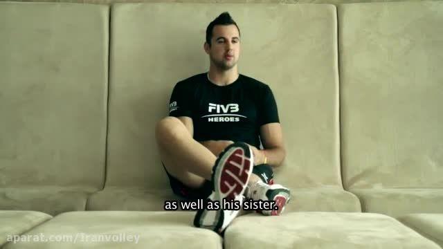 گئورگ گروزر | قهرمانان FIVB