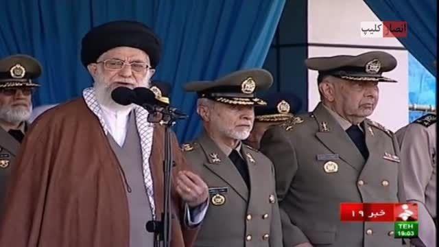 نهیب رهبر انقلاب به رژیم آل سعود