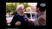 برنامه های تبلیغاتی حسن روحانی در تلویزیون