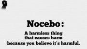 این ویدیو شما را آزار خواهد داد! «اثر نوسیبو»