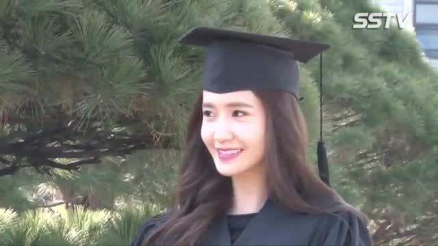 فارغ التحصیلی YoonA