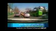 عجیب ترین و مهیج ترین تعقیب و گریز تبهکار حرفه ای در تهران
