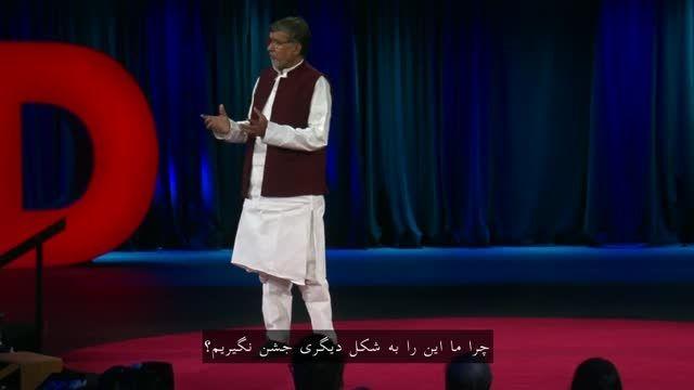 کایلاش ساتیارتای: چگونه صلح ایجاد کنیم؟ خشمناک شویم