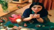 پیام تصویری سیما خضرآبادی وتبریک سال ۹۳