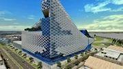 مجتمع تجاری اقامتی صدر مشهد(مجتمع صدر) - گروه مهندسی فردوسی