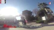 فیلمی کوتاه از شهر رقه سوریه تحت سلطه داعش