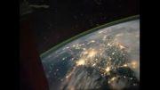 دیدن زمین از سفینه های ناسا