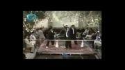 رقص اکبر عبدی  سریال چشم باد$$محمود تبار