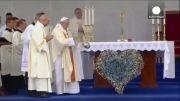هشدار پاپ نسبت به وقوع جنگ جهانی سوم