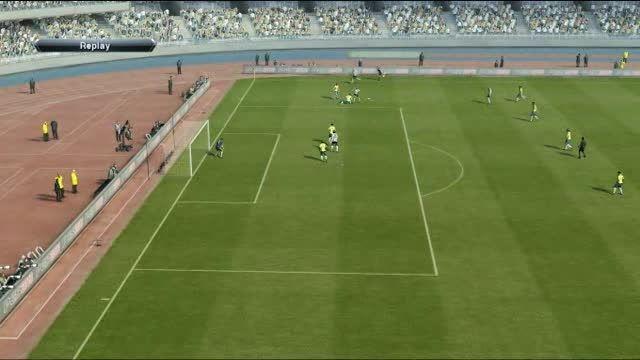 کمپس در بازی کلاسیک برزیل و کلاسیک آرژانتین