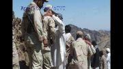 اوّلین تصاویر از بازگشت مرزبانان ربوده شده...