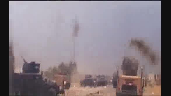 مردم عراق قسمتی از الرمادی را از داعش پس گرفتند