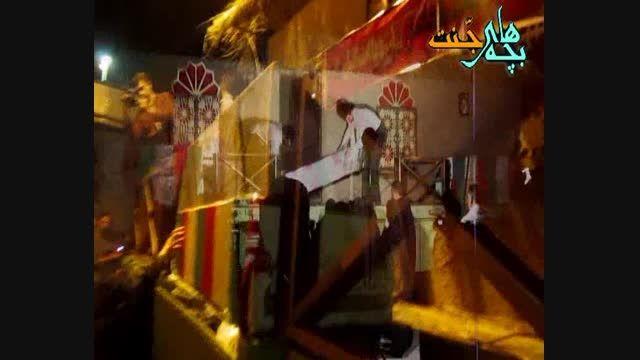 نماهنگ زیبا از تشییع پیکر شهدا در فریدونکنار
