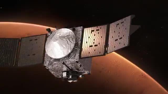 چرا مریخ سرد و خالی از سکنه است؟ ناسا پاسخ می دهد