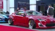 سایون FR-S : بهترین خودروی سما 2013 در کلاس کامپکت های اسپرت