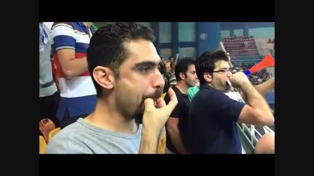 ایران 1 - ژاپن 0 (فینال فوتسال زنان آسیا)