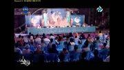 پخش اجرای زنده تواشیح گروه بین المللی طوبی از شبکه 5 سیما (شبکه تهران)