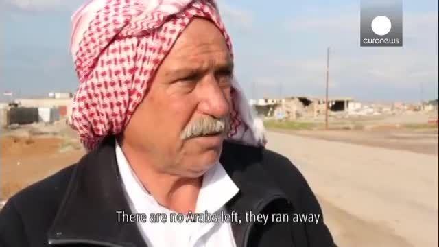 دیده بان حقوق بشر: کردها مانع بازگشت عربها به شمال عراق