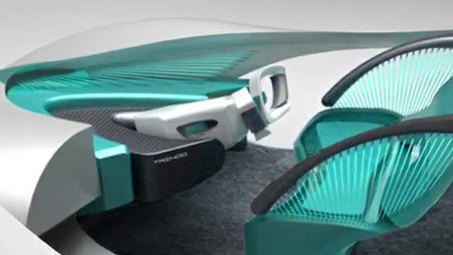 10 ماشینی که در آینده خواهند بود