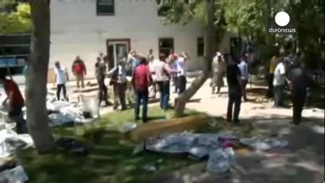 انفجار مرگبار در جنوب شرقی ترکیه