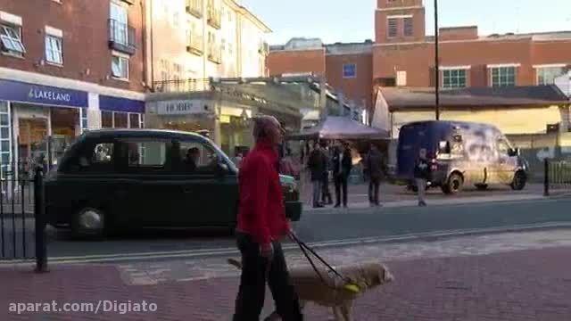 سیستم رهگیری مایکروسافت برای نابینایان