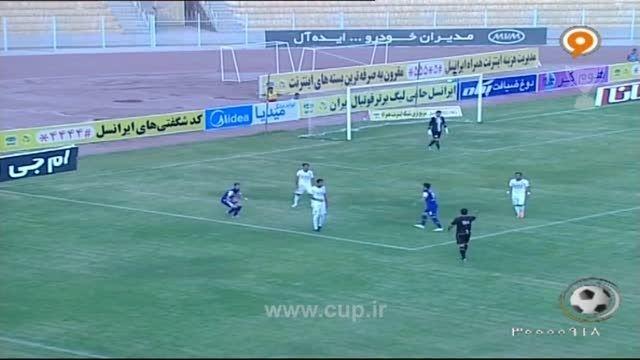شبهای فوتبالی؛ خلاصه بازی استقلال اهواز و گسترش فولاد