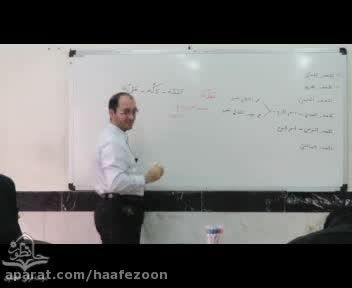 عربی کنکور دکتری الهیات