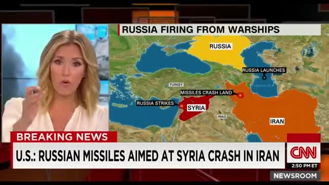 چرا «سی ان ان» موشک های روسیه را در ایران فرود آورد؟