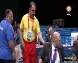 تقلب مربی مصری از روی دست مربی ایران !! پاارا المپیک 2012