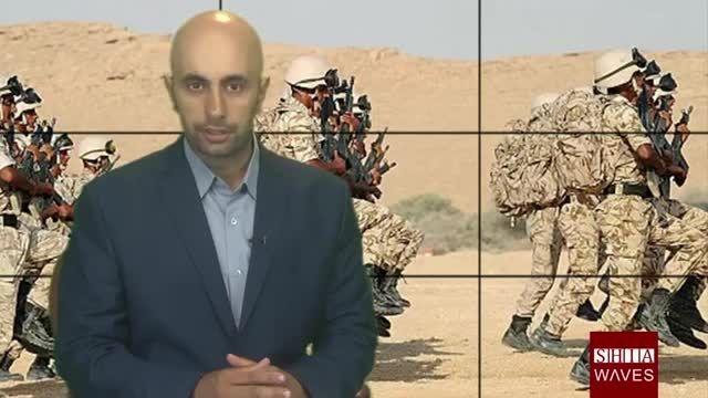 آموزش۱۰هزار مزدور برای عملیات علیه یمن،توسط عربستان